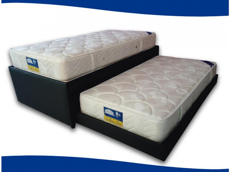 Cama tarima 100x190 cama tarima 100x190 for Tarimas de madera para cama